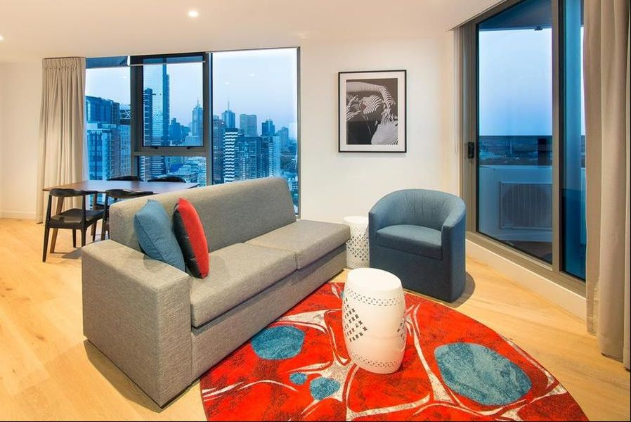 2-bedroom Sky Apartment at Imagine Marco Hotel in Southbank, Australia