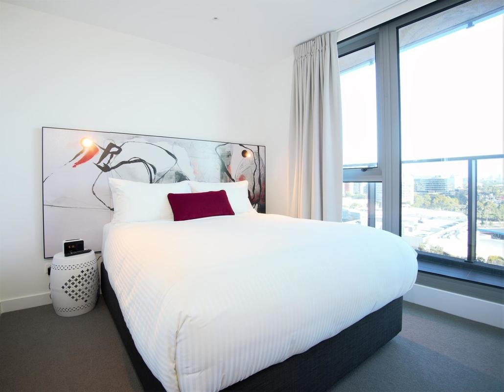 2-bedroom Executive Apartment at Imagine Marco Hotel in Southbank, Australia