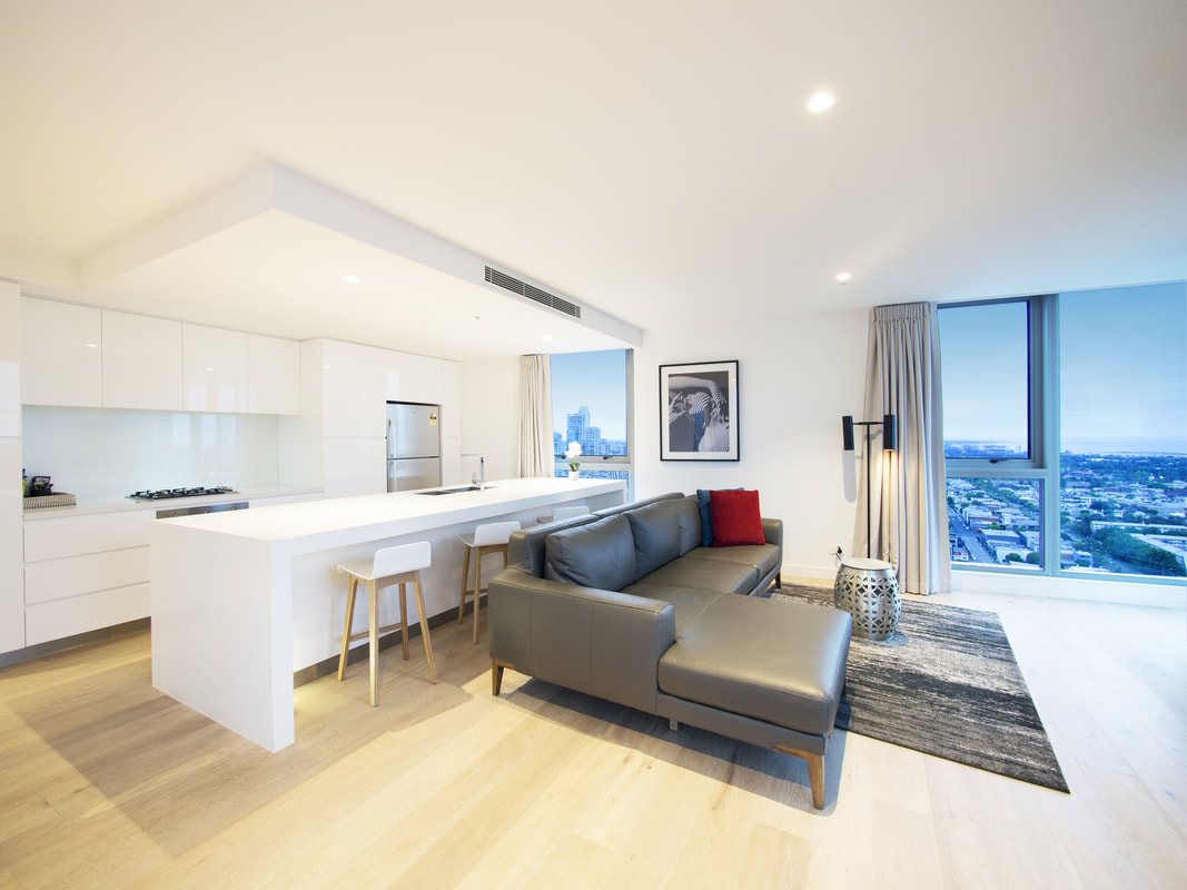 2-bedroom Executive Sky Apartment at Imagine Marco Hotel in Southbank, Australia